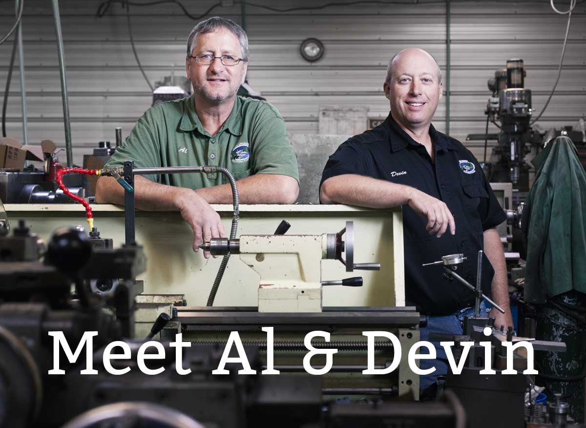 Meet Al & Devin of Bear Springs